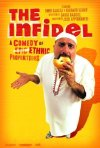 Poster USA per Infedele per caso (The Infidel)