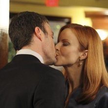 Brian Austin Green e Marcia Cross nell'episodio Pleasant Little Kingdom di Desperate Housewives