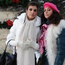 Elisabetta Canalis e Teresa Mannino sono le wedding planner del film A Natale mi sposo