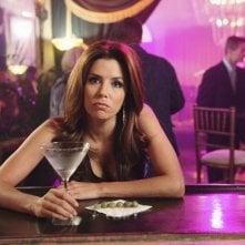 Eva Longoria in una scena dell'episodio Let Me Entertain You di Desperate Housewives