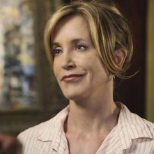 Felicity Huffman in una scena dell'episodio You Must Meet My Wife di Desperate Housewives