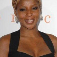 La cantante Mary J. Blige alla premiere americana del film Precious