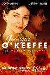 La locandina di Georgia O'Keeffe