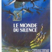 La locandina di Il mondo del silenzio