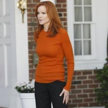 Marcia Cross nell'episodio Down the Block There's a Riot di Desperate Housewives