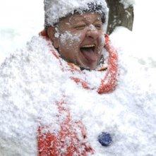 Massimo Boldi, protagonista della commedia A Natale mi sposo