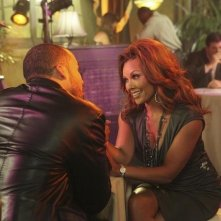 Reggie Austin e Vanessa Williams nell'episodio Let Me Entertain You di Desperate Housewives