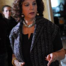 Una Stefania Sandrelli turbata per il film La donna della mia vita