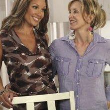 Vanessa Williams e Felicity Huffman nell'episodio Remember Paul? di Desperate Housewives