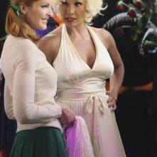 Vanessa Williams e Marcia Cross nell'episodio Excited and Scared di Desperate Housewives