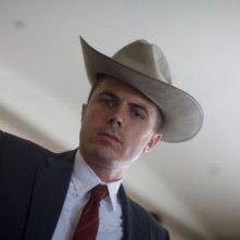Casey Affleck, protagonista del film The Killer Inside Me