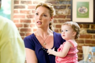 Katherine Heigl in Tre all'improvviso