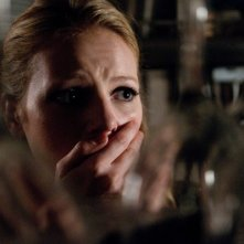 Una terrorizzata Emma Bell in Final Destination 5
