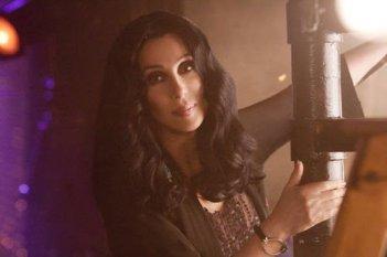 Cher in un'immagine del musical Burlesque