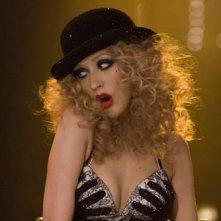 Christina Aguilera nel film Burlesque