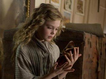Elle Fanning, piccola protagonsta del film The Nutcracker in 3D