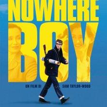 Locandina italiana per Nowhere Boy