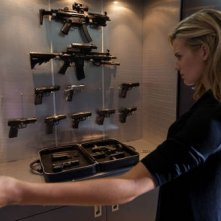 Maggie Grace nell'action Faster