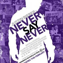 Nuovo poster per Justin Bieber: Never Say Never