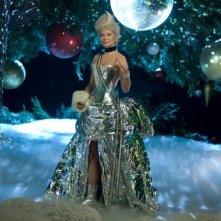 Yuliya Vysotskaya è la fata della neve nel film The Nutcracker in 3D