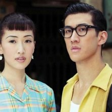 Aarif Lee con Christy Chung nel film Bruce Lee, My Brother