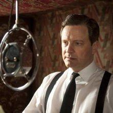 Colin Firth, protagonista del film The King's Speech