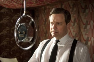 Colin Firth, protagonista del film The King's Speech