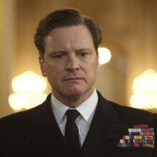 Colin Firth nel film The King's Speech