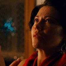 Nina Andresen Borud nel film Tornando a casa per Natale