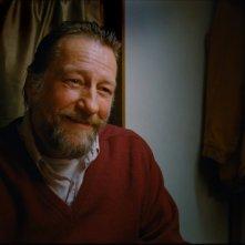 Reidar Sørensen nel film Tornando a casa per Natale