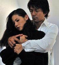 Tôru Nakamura e Manami Konishi, protaginisti del film Strangers in the City