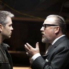 Una scena del film London Boulevard con Colin Farrell