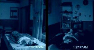 Una scena del giapponese Paranormal Activity 2: Tokyo Night