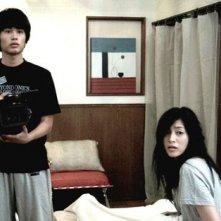 Una sequenza del film horror Paranormal Activity 2: Tokyo Night