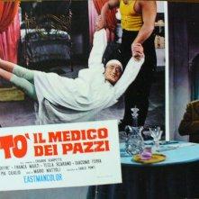 Wallpaper di Totò ne Il medico dei pazzi