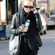 Nicole Richie lascia la palestra Tracy Anderson a Studio City