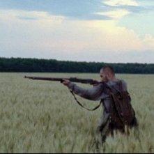 Scena di caccia del film Portrait of the Fighter as a Young Man