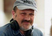 Eran Riklis sul set del suo film Il responsabile delle risorse umane