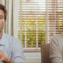 Josh Duhamel e Katherine Heigl, protagonisti della commedia Tre all'improvviso