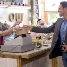 Katherine Heigl e Josh Lucas in una scena della commedia Tre all'improvviso