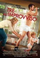 Tre all'improvviso in streaming & download