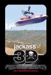 La locandina italiana per Jackass 3-D