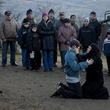 Mark Ivanir in una scena del film Il responsabile delle risorse umane