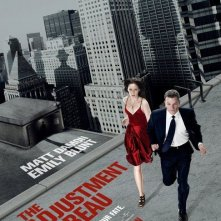La locandina di The Adjustment Bureau