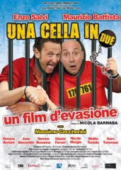 Una cella in due in streaming & download