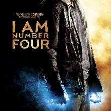 Poster originale per il film I Am Number Four