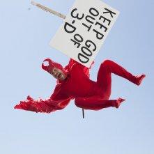 Chris Pontius in un'immagine di Jackass 3-D