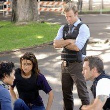 Il cast di Hawaii Five-0 nell'episodio Hana'a'a Makehewa