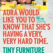 La locandina di Tiny Furniture