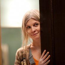 Primo piano di Clémence Poésy dal film Lullaby for Pi